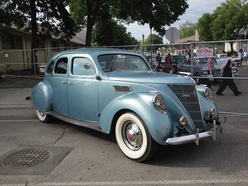37 Lincoln Zephyr by DVS1mn, on Flickr