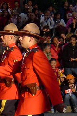 Canada Day Parade 2012 (fsteffenhagen) Tags: canada vancouver lumix day panasonic rcmp 2012 mounties lx5
