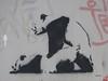 Graff in Berlin - by ? (brigraff) Tags: streetart art arte berlin panasonicfz150 fz150 brigraff pochoir panda stencil