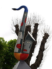 L'Europe  Sax - Dinant (Rick & Bart) Tags: europe belgique belgi exhibition instrument sax saxophone dinant saksofon saxofoon adolphesax rickbart rickvink