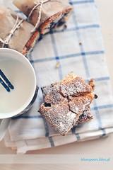 (Blue Spoon) Tags: food cake fruit yummy lemon blueberry homemade
