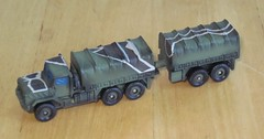 M923 Truck with trailer (biomckill) Tags: trailer micromachines m923