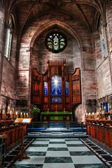 Holy Trinity Reredos (18mm & Other Stuff) Tags: church canon southport hdr holytrinity reredos digitalrebel3ti
