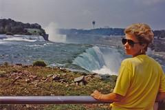 Niagara Falls (Country Squire) Tags: ny yellow river texas tx niagara falls sue johnna