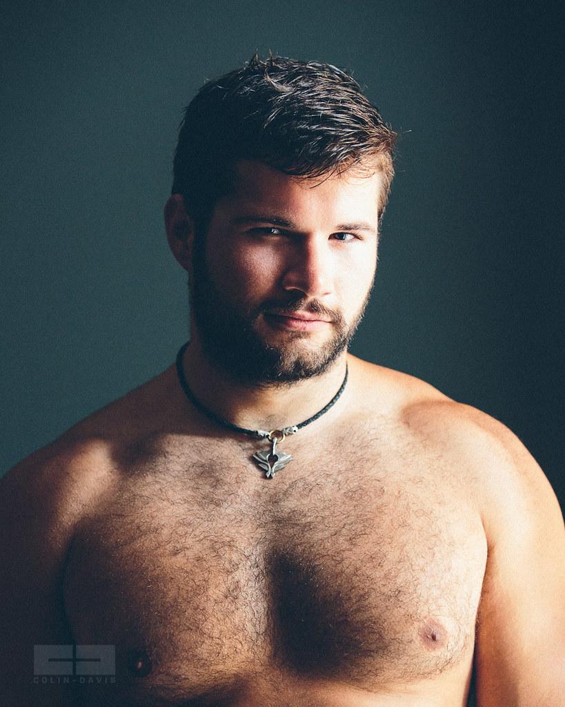 Hunk bear men
