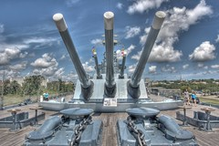 USS North Carolina (Brian Utesch (shutterBRI)) Tags: canon nc war ship pacific military wwii navy northcarolina deck showboat carolina ww2 guns battleship wilmington usnavy weapons warship worldwar2 2012 decorated ussnorthcarolina teak firepower pacifictheater 16inchguns shutterbri bb55 brianutesch