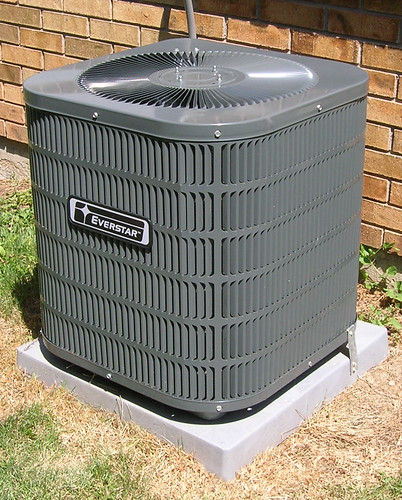 airconditioner heatexchanger