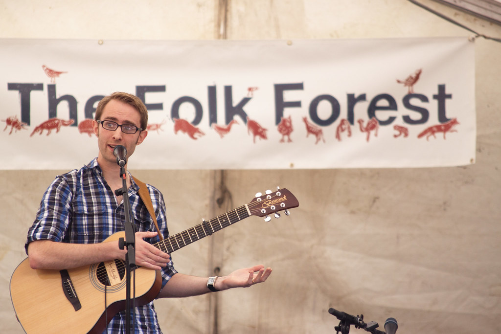 Simon Butler - Michael J Tinker - Folk Forest - Saturday
