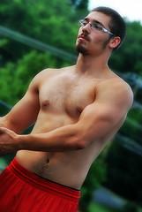 Shoot & Score_03 (nemo_434) Tags: shirtless men basketball guys
