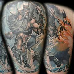 Tattoo Sketches Ideas Tattoo Ideas Poseidon