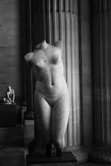 carne (Maieutica) Tags: bw woman paris museum donna breast body bn belly museo sensuality statua corpo colonna parigi museedulouvre seno pancia sensualità