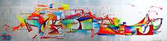 R'n'B.Fluo (GhettoFarceur) Tags: france graffiti video 8 gf fever fluo bems rems bims ghettofarceur raïnb graffuturism