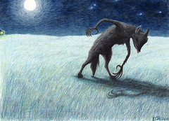 The Skinwalkers: The legend of the Navajo Skinwalker http://mys.tc/2do (mysticpolitics) Tags: magic myth skinwalker