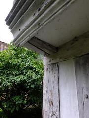 Tudor Beams (failing_angel) Tags: 130915 kent margate tudorhouse sixteenthcentury transitionalhouse medievalopenhall earlymodernhouse