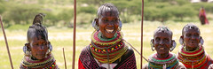 Donne Turkana (yrotori2) Tags: voyage africa travel face women faces kenya outdoor persone donne afrika viaggio visage collane afrique volti visages volto allaperto africanwomen parures