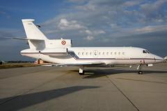 F-RAFQ 12072010 (Tristar1011) Tags: bru falcon900 dassault ebbr brusselsairport rpubliquefranaise f900 frafq