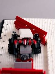 belos_24 (pehter aka ibbe) Tags: tractor lego gravely mocs lawnmover belos