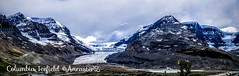 Columbia Icefield (AncasterZ) Tags: columbiaicefield icefield glacier rockies canadianrockies a6000 sony sel50f18 panorama stitch