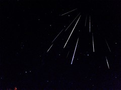 Perseids edit (andystones64) Tags: astro imagecapture meteor stars iphoneography image nightcap pro app imagetrail iphoneastronomy perseids wonders night lincolnshire uk iphone flight lighttrail nlincs iphone6 exposure imageof scunthorpe sky