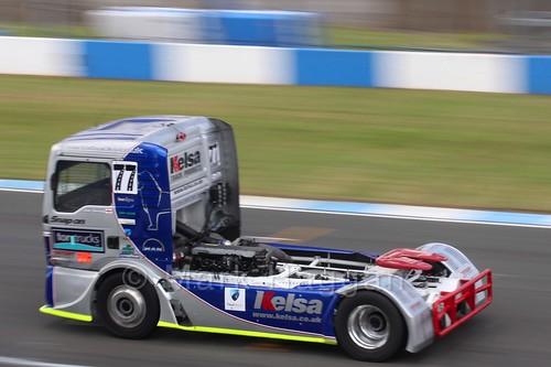 BTRA Class A Racing at Donington Park, July 2016