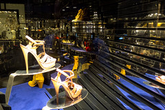 Shoegasm (Peter Branger) Tags: maastricht activeassignmentweekly shoes shop shopwindows reflection netherlands leicadlux5
