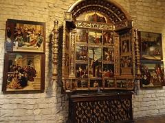 The Cathedral of Santa Maria of Girona - Retable (jackfre 2) Tags: catalunya spain cathedral girona city thecathedralofsantamariaofgirona retable
