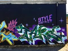 Tars AA Crew EDK (TARSizm) Tags: tars aacrew edk graffiti seattle