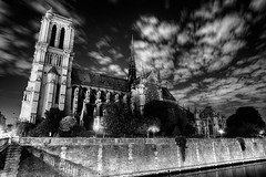 Notre-Dame de Paris (decineper) Tags: notredame cathedral frenchgothic