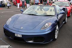 2008 Ferrari F430 F1 Spider (cerbera15) Tags: silverstone classic 2016 ferrari f430 430 spider f1