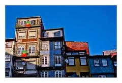 """autre """"classique"""" (Marie Hacene) Tags: porto ville faades portugal couleurs maisons volets fentres"""