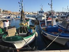 Favignana Agosto 2016 (Luca W Alberti) Tags: south italy colors harbour boat 2016 favignana sicily