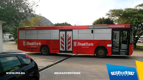 Info Media Group - Ziraat Bank, BUS Outdoor Advertising, Banja Luka 08-2016 (7)