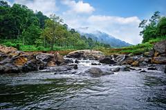 @ Ellakkal River, Munnar, Kerala (Suresh Photography) Tags: munnar kerala lake river nature mountain fog mist water rocks trees green colors nikon suresh chennai tamilnadu india sureshcprog sureshphotography d5300 landscape outdoor travel beautiful