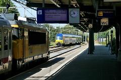 P2380684 (Lumixfan68) Tags: bahnhof deventer niederlndische staatsbahn ic international ns intercity