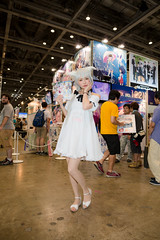 Frontwing -C90 Company Booth (Ariake, Tokyo, Japan) (t-mizo) Tags: sigma2435mmf2dghsmart sigma sigma2435f2 sigma24352 sigma2435mm sigma2435mmf2 sigma2435mmf2dg sigma2435mmf2dgart sigma2435mmf2art art person ポートレート portrait women woman girl girls キャンペーンガール キャンギャル campaigngirl showgirl コンパニオン companion cosplay コスプレ レイヤー cosplayer コスプレイヤー canon canon5d canon5d3 5dmarkiiii 5dmark3 eos5dmarkiii eos5dmark3 eos5d3 5d3 lr lr6 lightroom6 lightroom lrcc lightroomcc tokyo japan daiba odaiba お台場 ariake 有明 日本 台場 東京 ビッグサイト bigsite 国際展示場 コミケ comicmarket comike c90 comicmarket90 コミックマーケット コミックマーケット90 夏コミ