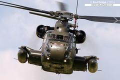 84+42 - Sikorsky CH-53GS - HEER (KarlADrage) Tags: 8442 sikorsky h53 ch53 ch53gs heer heersflieger heubergrange heuberg elite elite2008 helicopter chopper