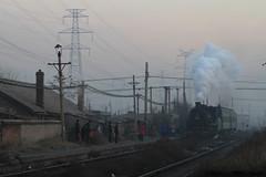 I_B_IMG_9082 (florian_grupp) Tags: asia china steam train railway railroad fuxin liaoning sy coal mine 282 mikado steamlocomotive locomotive