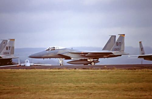 USAF F-15C 84-003 BT Dark