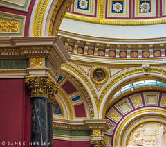 Interior Detail (James Neeley) Tags: nationalgallery london architecture jamesneeley