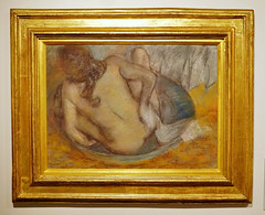 2016.02774a The Burrell Collection, 20 September 2016. Woman in Tub, 1884. Edgar Degas. (jddorren08) Tags: glasgow burrellcollection scotland fineart decorativearts embroidery needlework ceramics paintings sculpture tapestries armour glass neareasterncarpets orientalart rugs sirwilliamburrell sonyalphaa6000 sigma30mm daviddorren jddorren edgardegas womanintub