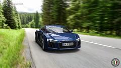 Render - Audi R8 V10 Plus 2016 By Alang7 (Alang7) Tags: render audi r8 v10 plus 2016 vorsprung durch technik cgi alang7
