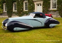 1937 Delahaye Type 135-M Cabriolet (jonesy59) Tags: 1937delahayetype135mcabriolet figoniandfalaschi coachbuilt collectible classiccar carrossiers