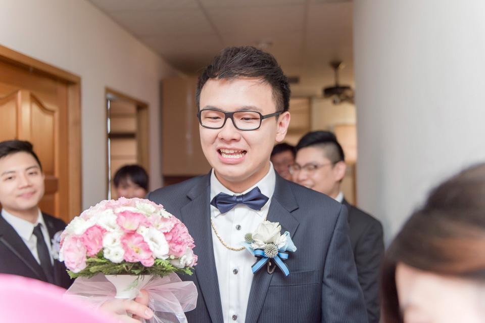 台南婚攝 情定婚宴城堡永康館 婚禮紀錄 C & V 055