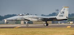 F15D 84-046 -1 (markranger) Tags: f15d 84046 eagle raf lakenheath usafe usaf 493rd reapers grimreapers fastjet
