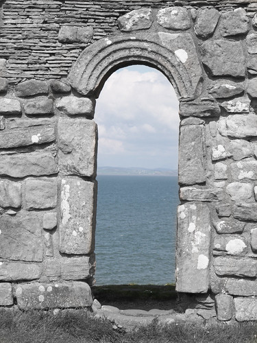 And through the Arched Window today ..