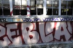 Garage - LOXKA (B.RANZA) Tags: trace histoire waste sanatorium hopital empreinte exil cmc patrimoine urbex disparition abandonedplace mmoire friche centremdicochirurgical