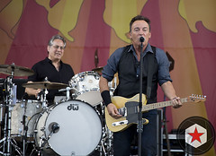 Bruce Springsteen - New Orleans Jazzfest - April 30th 2012