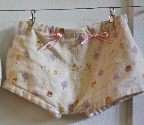Bloomers for KCWC day one