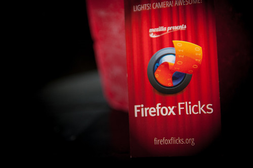 Firefox Flicks @BAFICI