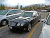 Bentley Continental Flying Spur (Hertj94 Photography) Tags: park black public sport spur flying illinois nikon continental deer exotic april british spotted gt bentley maserati 2012 combo quattroporte worldcars s8200